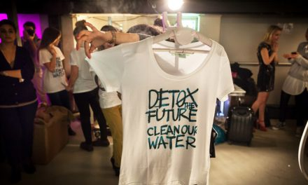 New standard for merchandising T-shirts at Greenpeace
