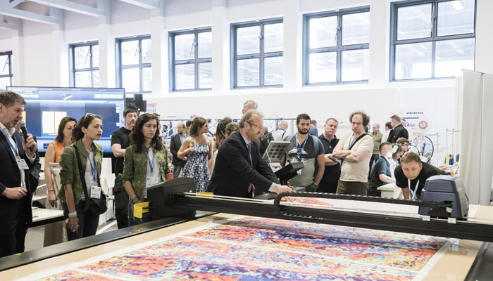 Print Make Wear microfactory to have 19 exhibitors