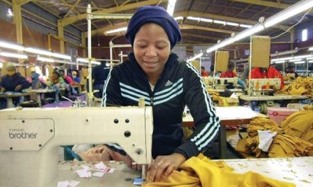 RSA's Western Cape Province to lift garment-textile sector