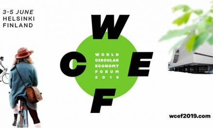 Textile recycling on World Circular Economy Forum agenda