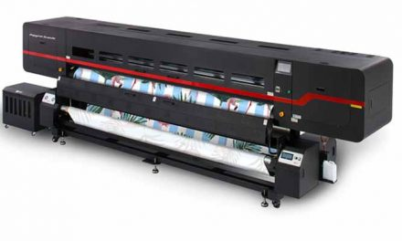 Xaar 1201 Printhead showcased in new d.gen Hybrid Printer