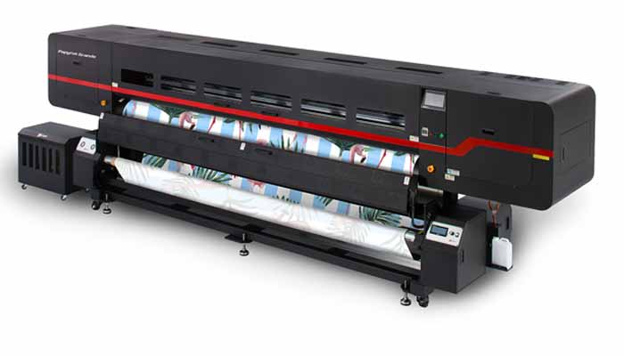 Xaar 1201 Printhead showcased in new d.gen Hybrid Printer