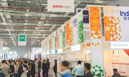 Yarn Expo Spring