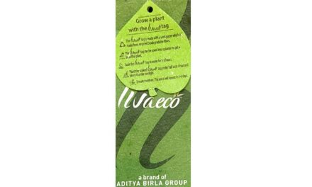 LIVA promotes sustainability through Livaeco plantable garment tag