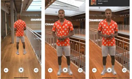 ASOS launches 'Virtual Catwalk' augmented reality experience