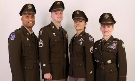 Burlington to produce fabric for the new Army Green Service Uniform