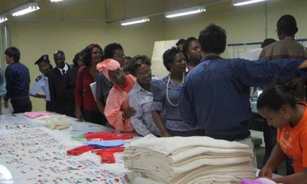 Court orders seizure of 3 textile factories in Angola