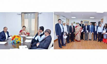 FICCI Textiles Committee submits agenda to Irani