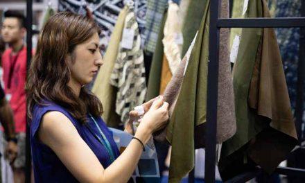 Fabrics for sportswear at Intertextile Shanghai