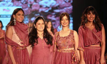 Gazal Mishra presents Gaurangi collection