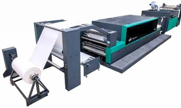 Game-Changing, 90-Meter/Minute EFI Reggiani BOLT Single-Pass Digital Printer