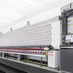Intelligent Embroidery Solution by Saurer