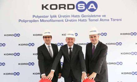 Kordsa inaugurates new polyester yarn in Turkey