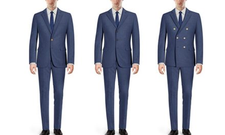 New online suit configurator by StudioSuits