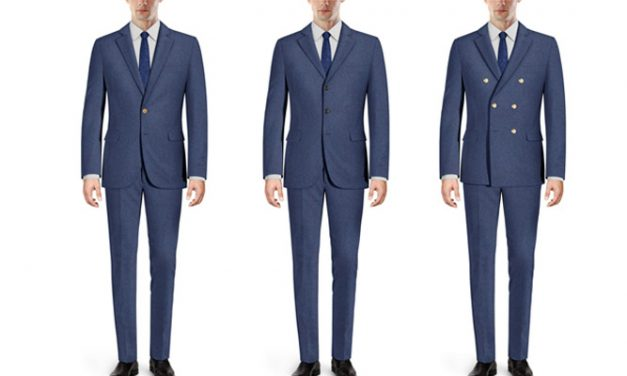 New online suit configurator by StudioSuits