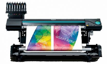Roland introduces new multi-function dye-sublimation printer