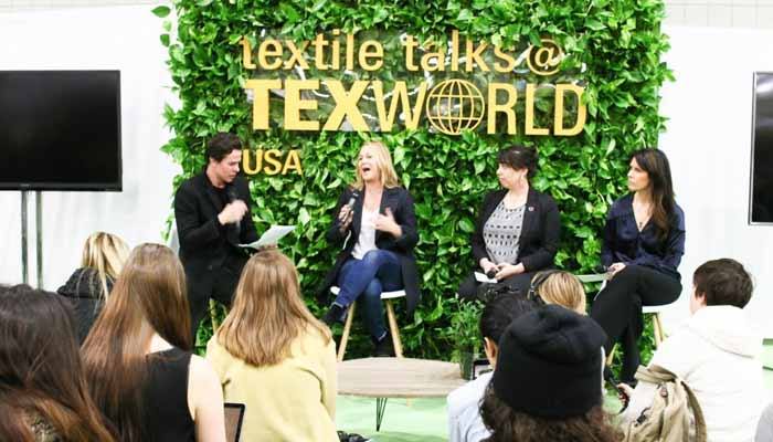 The summer edition of Texworld USA welcomes Fashionsustain