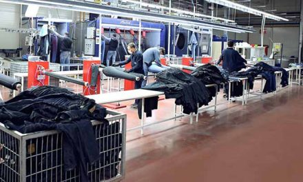 Turkey 4th-largest denim exporter in the world