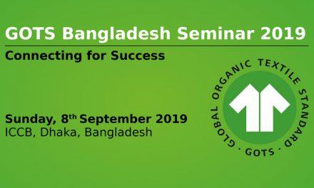 Connecting for Success at GOTS Bangladesh Seminar 2019