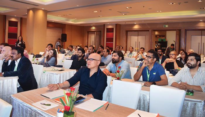 Garmon organises 'Green of Change Day' Seminar with Jeanologia, Ravchem & Arvind Mills