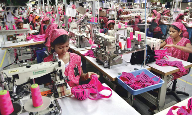 How to manage inventory in a bra factory