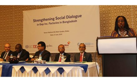 ILO, Gap launch to improve Bangla RMG sector ties