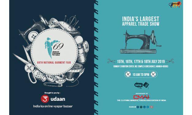 National Garment Fair begins in Mumbai