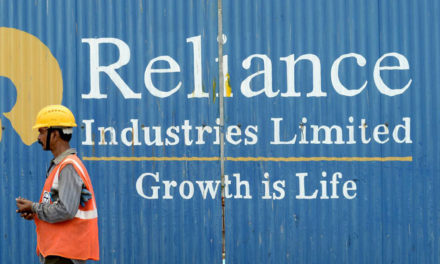 Reliance revenue up 22.1 per cent