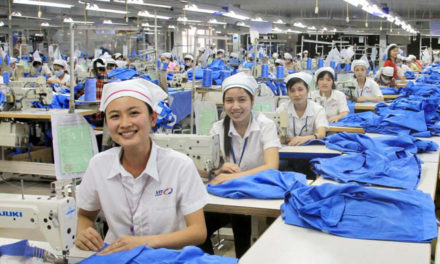 Vietnamese Textile and garment exports rise