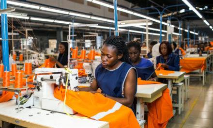 XIREA Apparel starts modern garment factory
