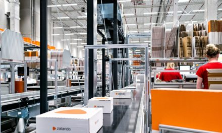 Zalando builds fulfillment centre in Netherlands
