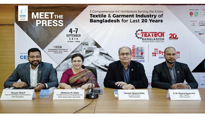3 RMG fairs to begin next week in Dhaka - Apparel Views