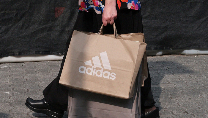 Adidas revenue increases 5 percent