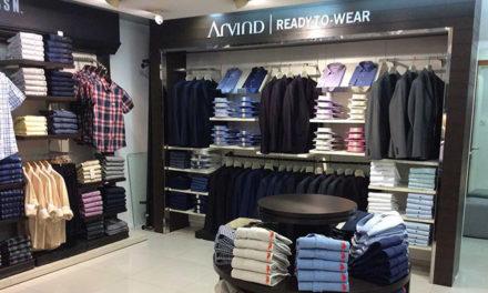 Arvind's first quarter net profit reach Rs. 24.10 cr