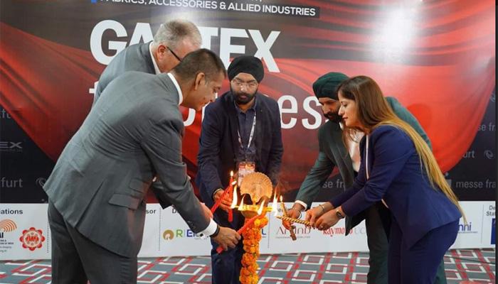 Gartex Texprocess India begins with a bang