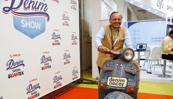 Gartex Texprocess to highlight India's position in world denim market