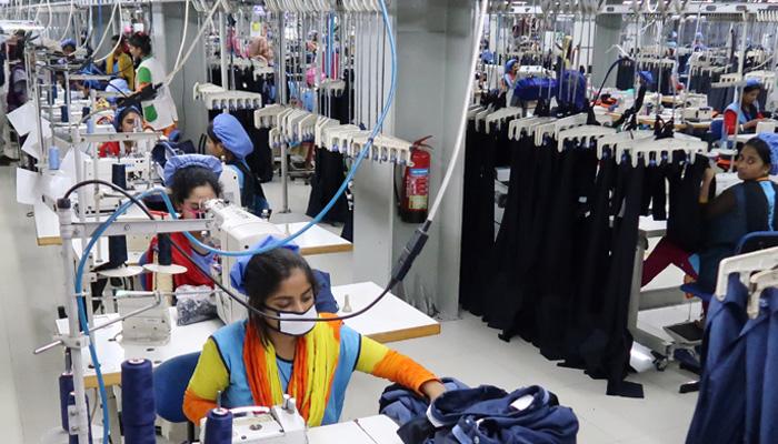 Govt. sets export target at $54 bn for Bangladesh