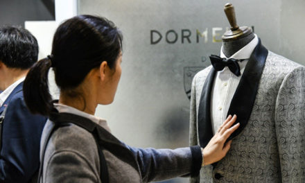 Intertextile Apparel Fabric's foreign exhibitors discuss potential in China
