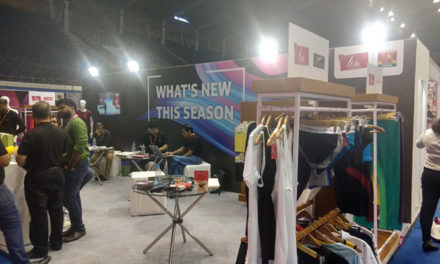LIVA promotes its applications in Intimate wear category at INTIMASIA 2019