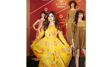 Raisin fashion label enters large format stores