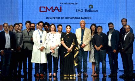 Smriti Irani launches CMAI and IMG Reliance's joint Initiative Project Su.Re
