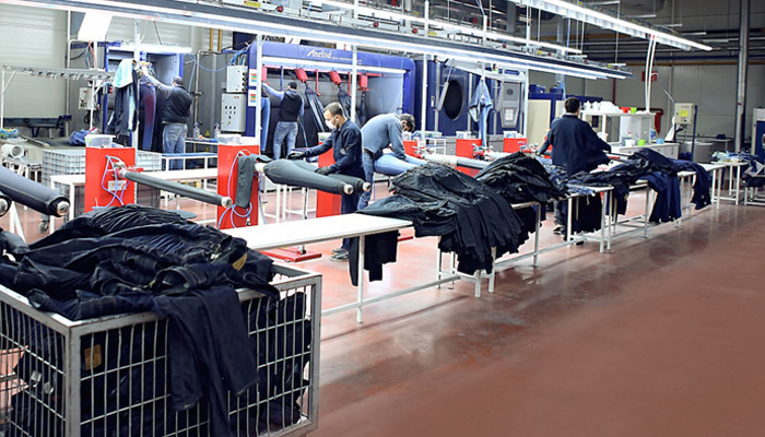 Turkish denim industry workers suffering due to chemical in bleaching