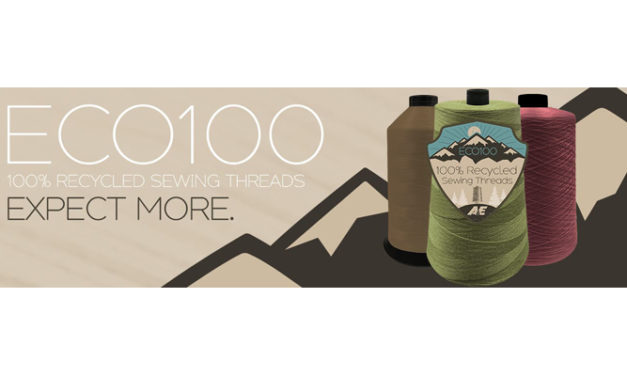 A&E launches new line of 100 percent recycled thread