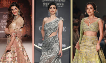India Couture Week – Wedding Trends