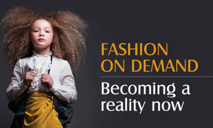 Fashion on demand becoming a reality now