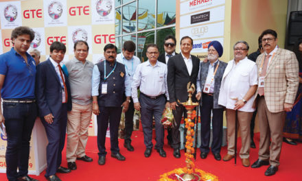 GTE Ahmedabad 2019 Witnesses rise in serious buyers' footfall at new venue