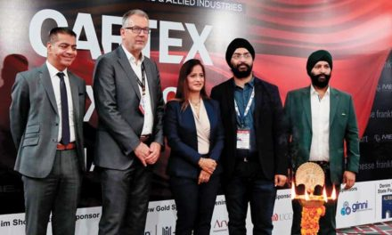 Gartex Texprocess India Provides great networking opportunity  to textile supply chain
