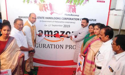 Maharashtra signs MoU with Amazon