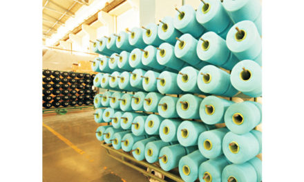 Man-made yarn imports increase in July