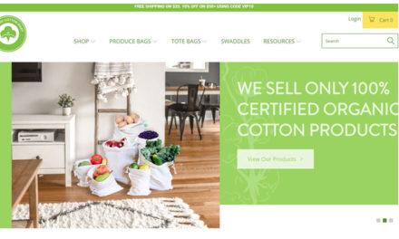 Organic Cotton Mart debuts new look